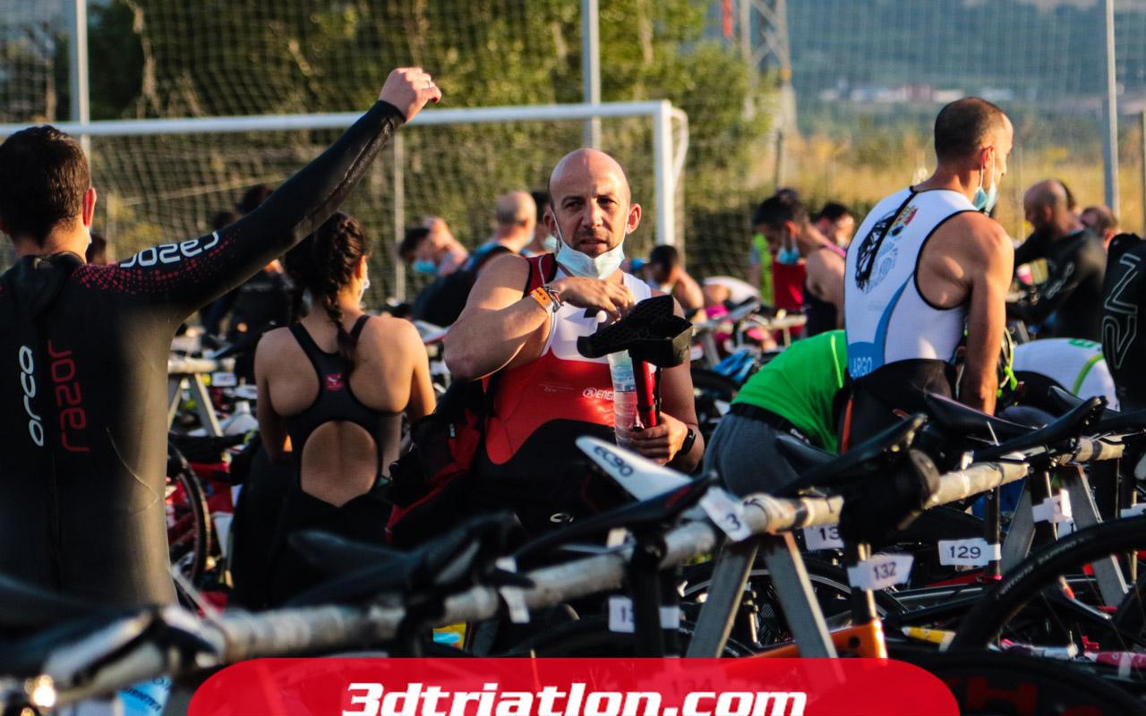 fotos triatlón ecotrimad 2021 Club 3d Triatlón Madrid 100