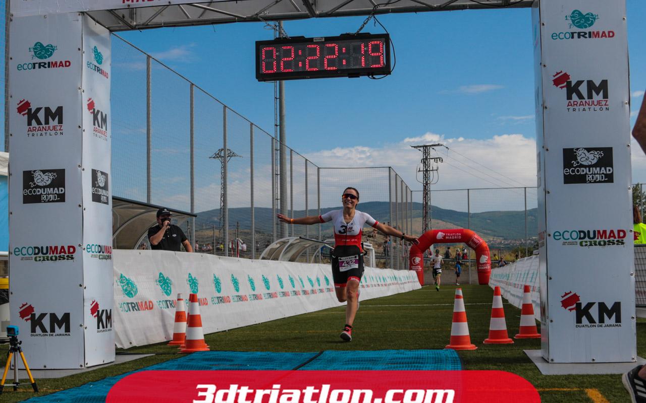 fotos triatlón ecotrimad 2021 Club 3d Triatlón Madrid 125