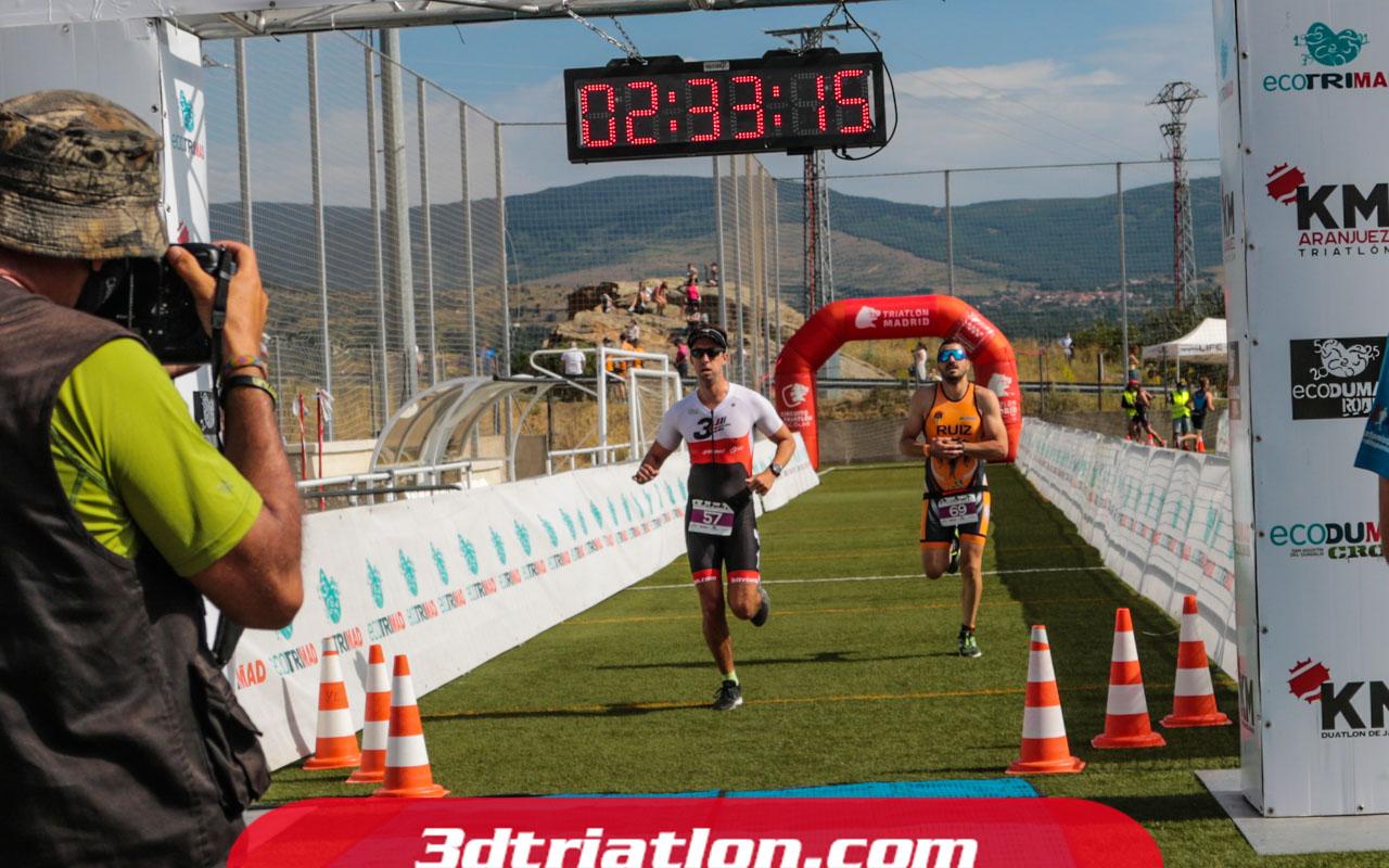 fotos triatlón ecotrimad 2021 Club 3d Triatlón Madrid 126