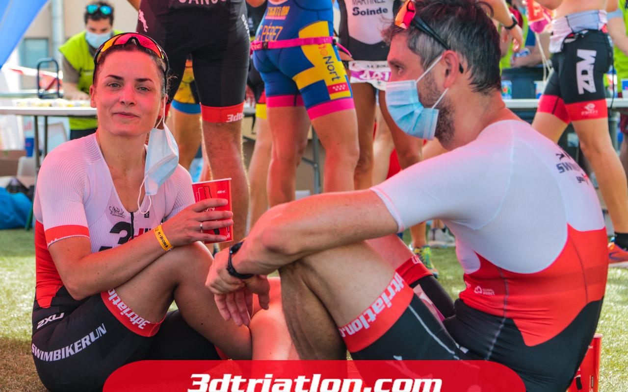fotos triatlón ecotrimad 2021 Club 3d Triatlón Madrid