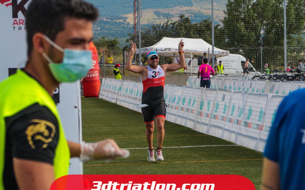 fotos triatlón ecotrimad 2021 Club 3d Triatlón Madrid 3