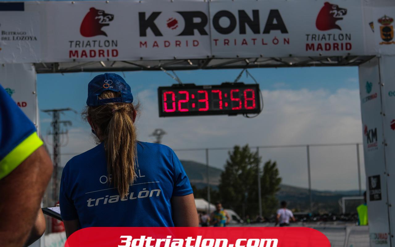 fotos triatlón ecotrimad 2021 Club 3d Triatlón Madrid 5