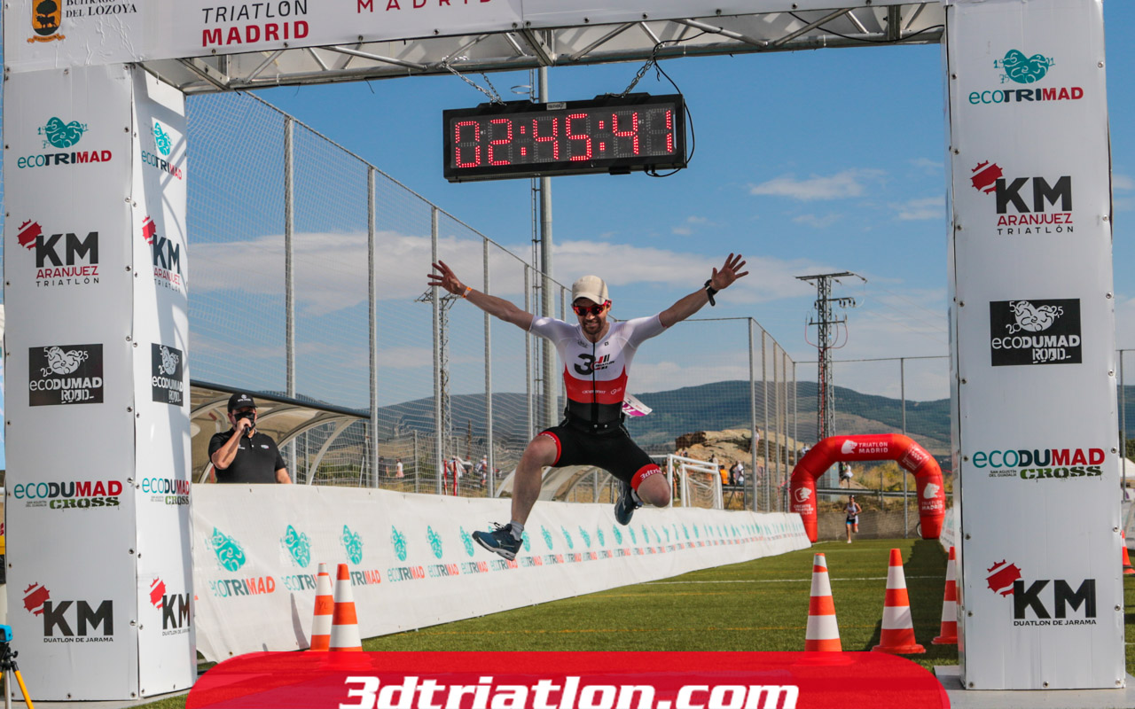 fotos triatlón ecotrimad 2021 Club 3d Triatlón Madrid 8