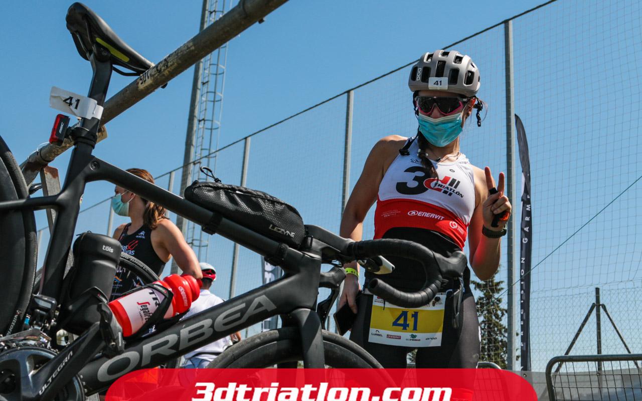 fotos triatlón ecotrimad 2021 Club 3d Triatlón Madrid 15