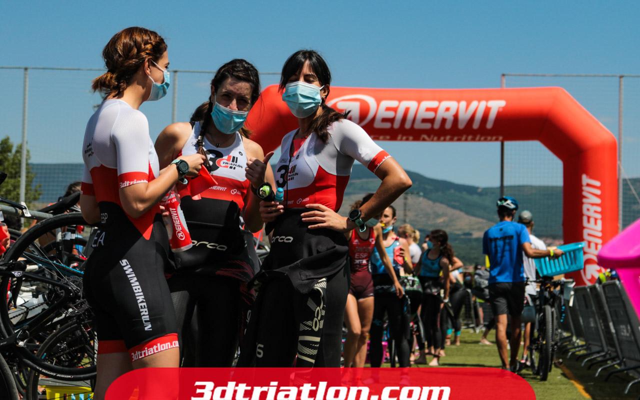 fotos triatlón ecotrimad 2021 Club 3d Triatlón Madrid 21