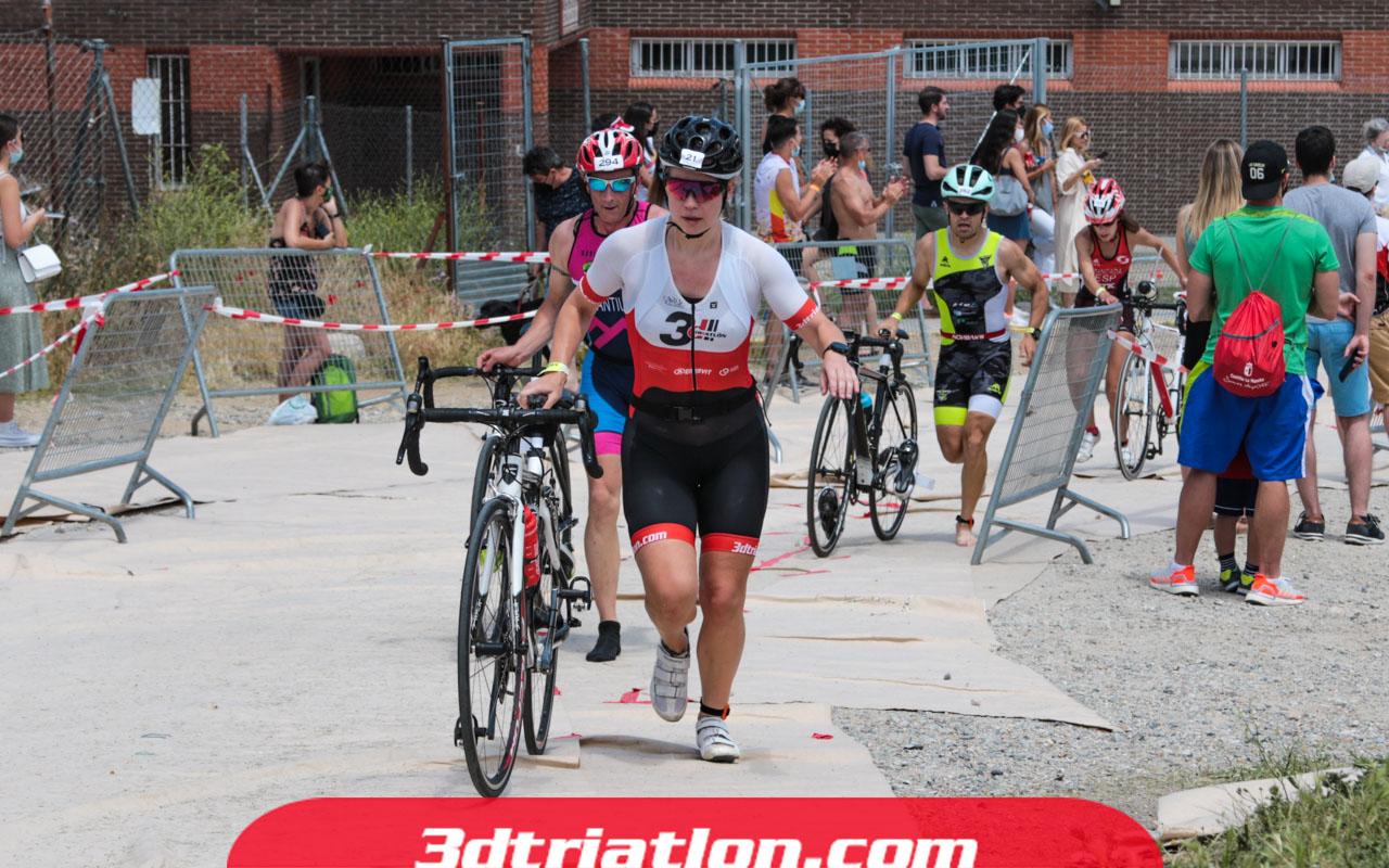 fotos triatlón ecotrimad 2021 Club 3d Triatlón Madrid 52