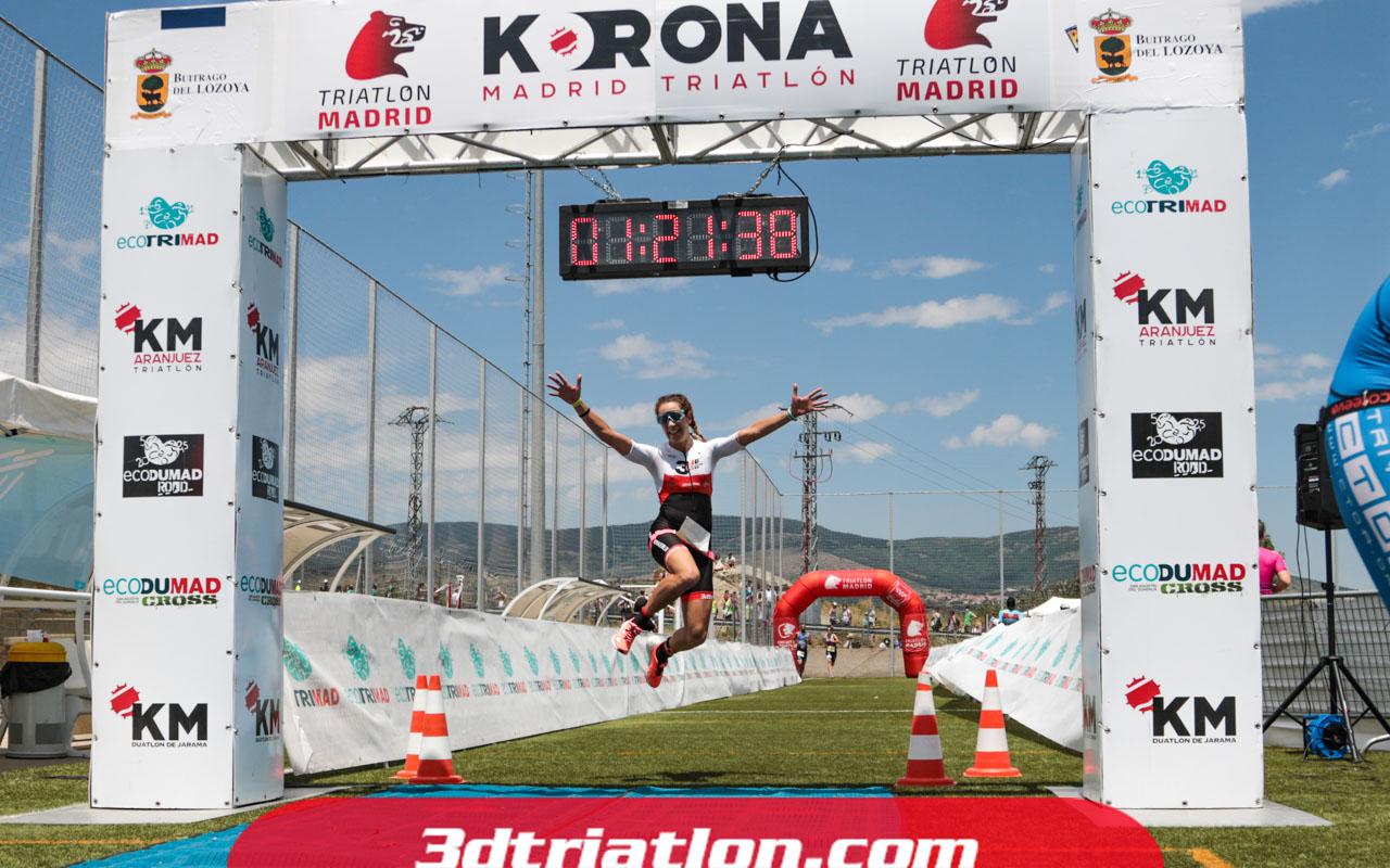 fotos triatlón ecotrimad 2021 Club 3d Triatlón Madrid 74