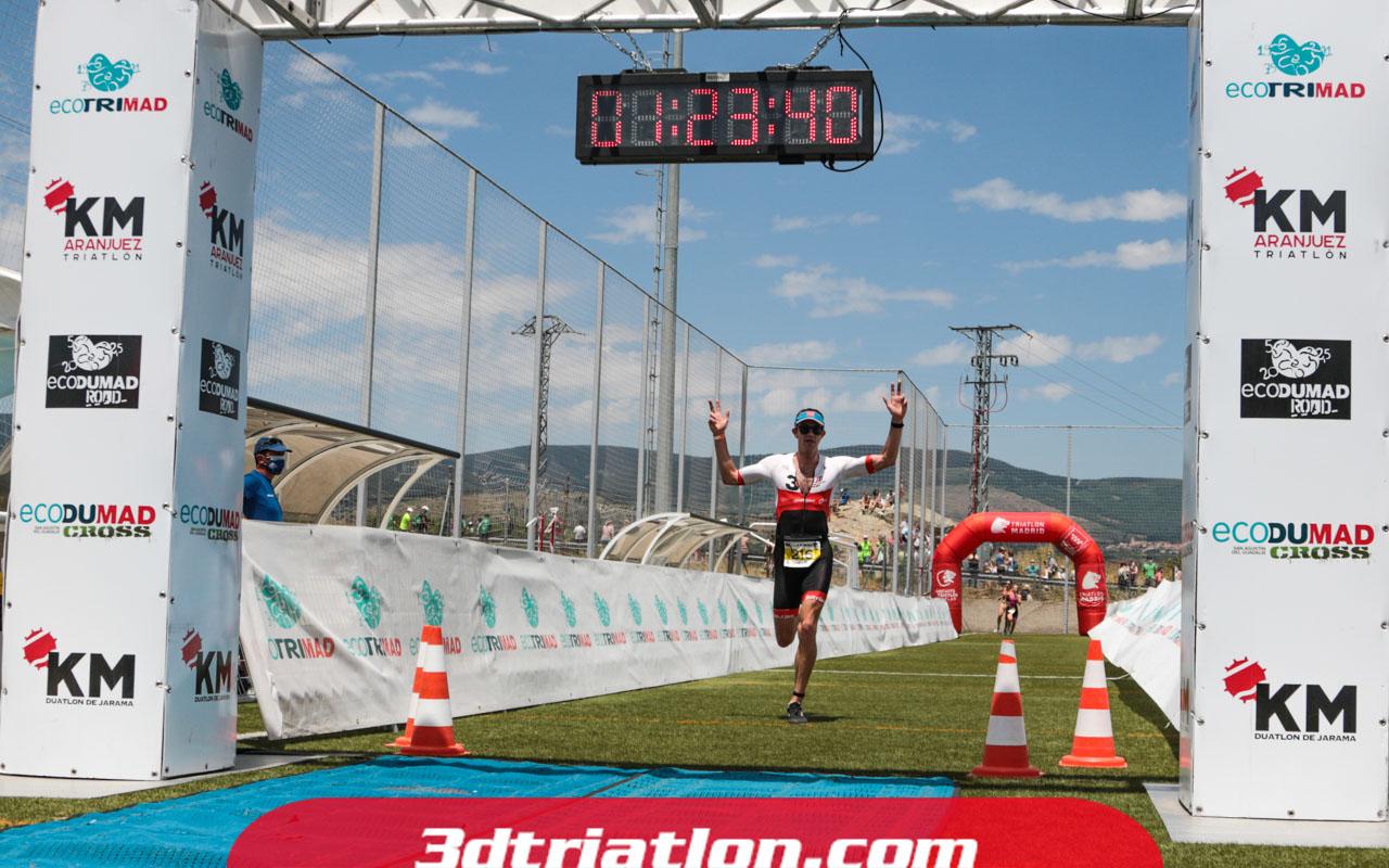 fotos triatlón ecotrimad 2021 Club 3d Triatlón Madrid 75