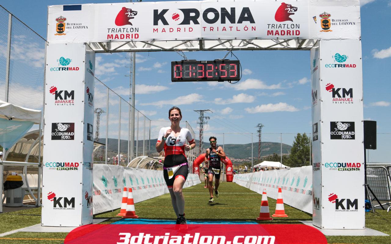 fotos triatlón ecotrimad 2021 Club 3d Triatlón Madrid 79