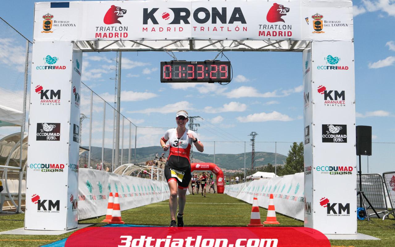 fotos triatlón ecotrimad 2021 Club 3d Triatlón Madrid 80
