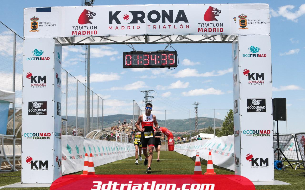 fotos triatlón ecotrimad 2021 Club 3d Triatlón Madrid 83