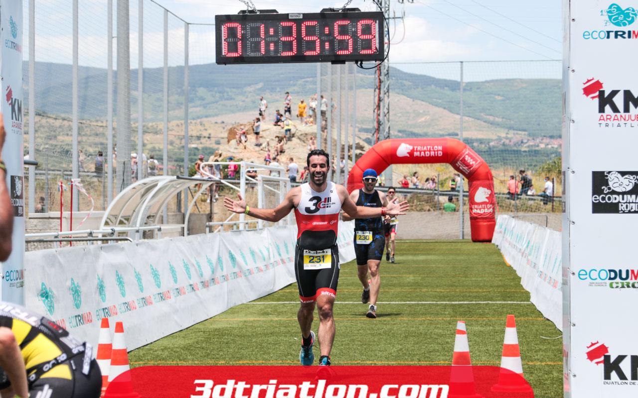fotos triatlón ecotrimad 2021 Club 3d Triatlón Madrid 84