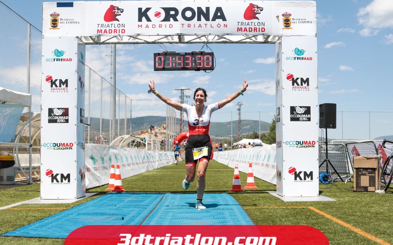 fotos triatlón ecotrimad 2021 Club 3d Triatlón Madrid 86