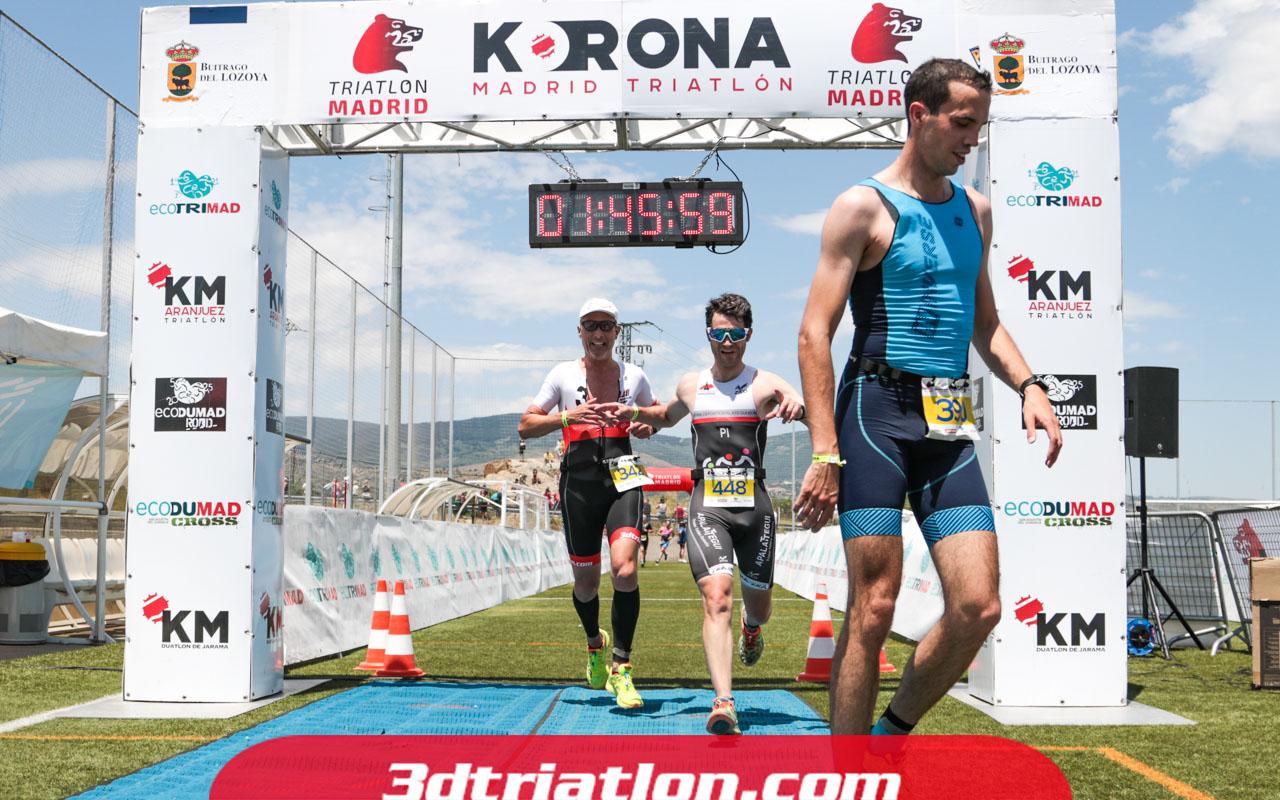 fotos triatlón ecotrimad 2021 Club 3d Triatlón Madrid 87