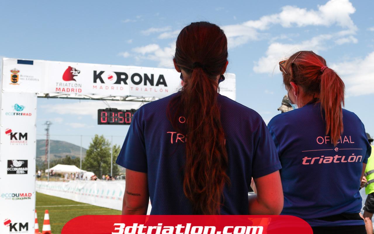 fotos triatlón ecotrimad 2021 Club 3d Triatlón Madrid 88