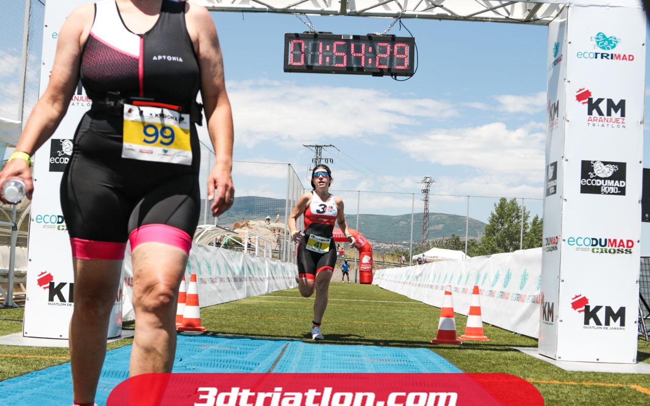 fotos triatlón ecotrimad 2021 Club 3d Triatlón Madrid 89