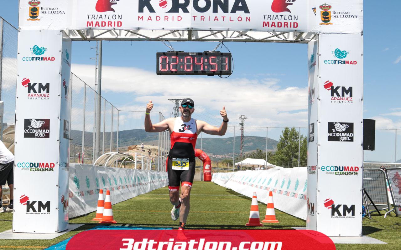 fotos triatlón ecotrimad 2021 Club 3d Triatlón Madrid 90
