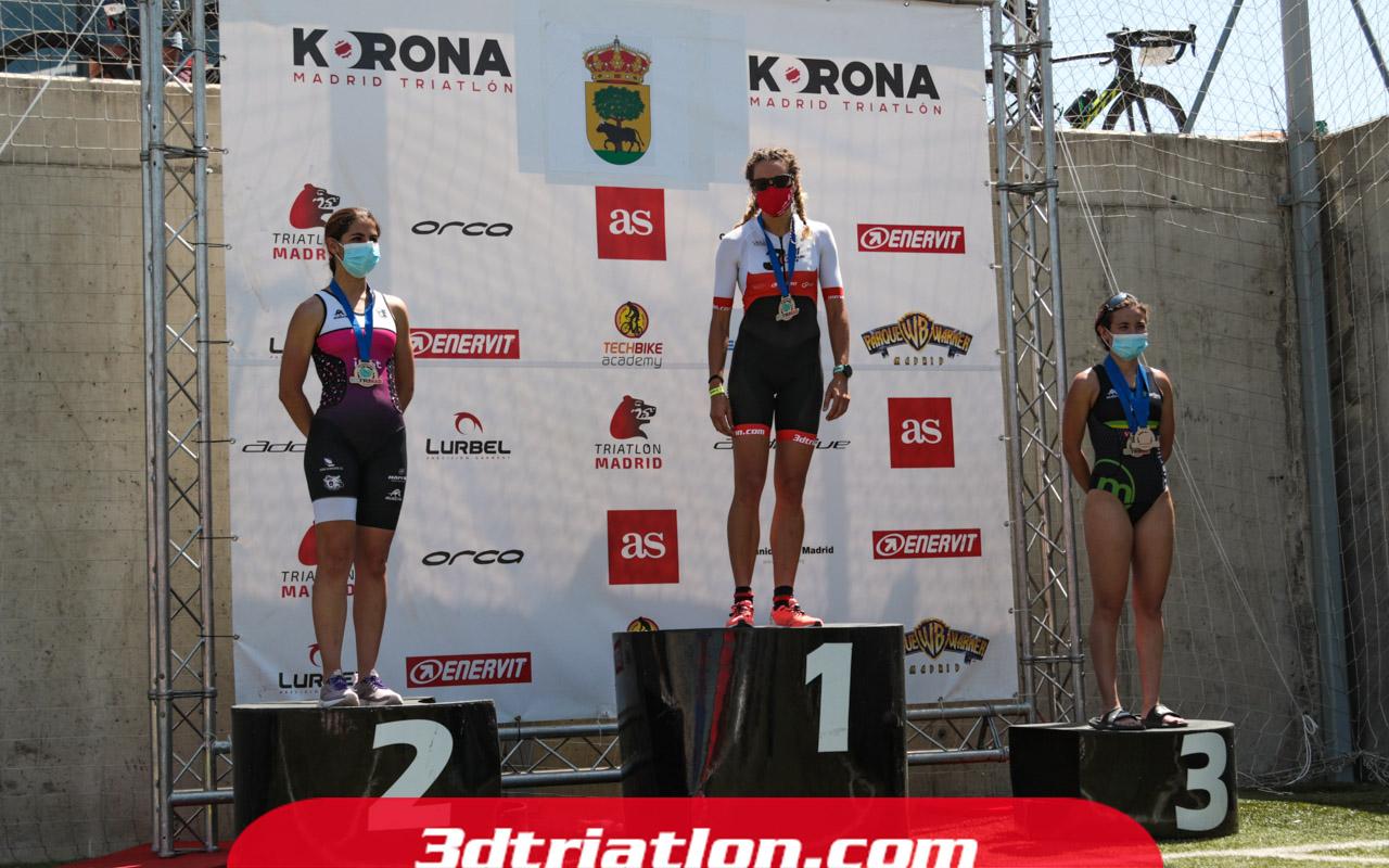 fotos triatlón ecotrimad 2021 Club 3d Triatlón Madrid 91